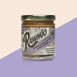 Rawmio Almond Cookie Dough Spread